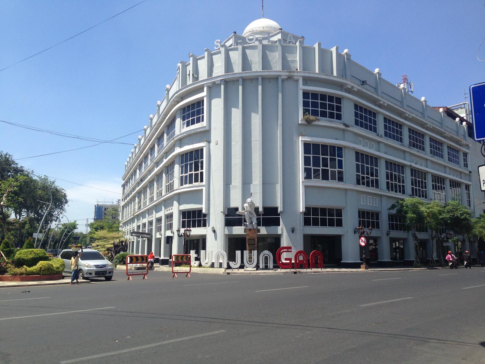 Pelatihan Surabaya Gapura Digital Koridor Coworking Space Jalan Tunjungan Genteng