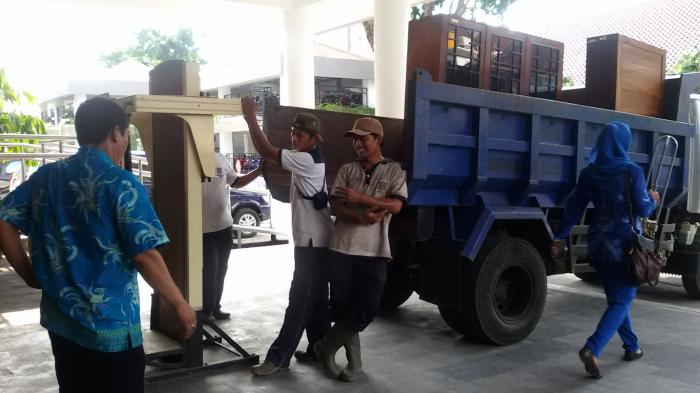 Pemkot Lakukan Kajian Pemanfaatan Gedung Siola Surya Museum Surabaya Kota