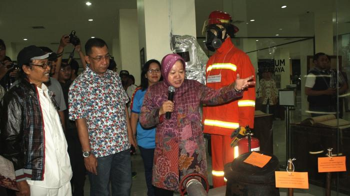 Pemkot Surabaya Pusatkan Kantor Pelayanan Gedung Eks Siola Surya Museum