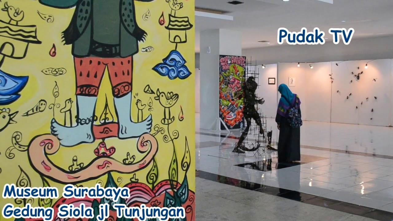 Penampakan Isi Museum Surabaya Siola Tunjungan Youtube Gedung Kota