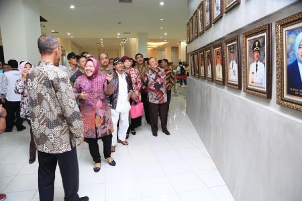 Peresmian Museum Surabaya Antara News Jawa Timur Gedung Siola Kota