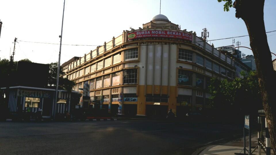 Siola Building Surabaya Travel Guide Gedung Museum Kota