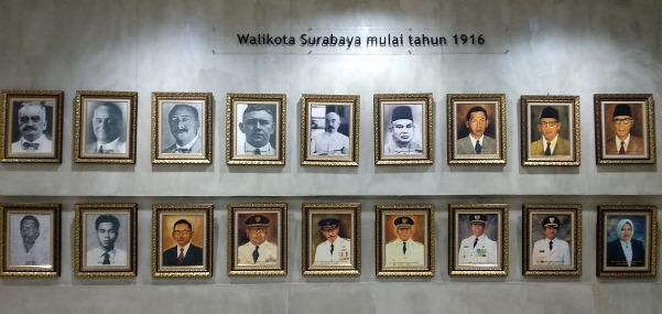 Siola Museum Sejarah Perjuangan Surabaya Pesona Jatim Gedung Featured Wisata