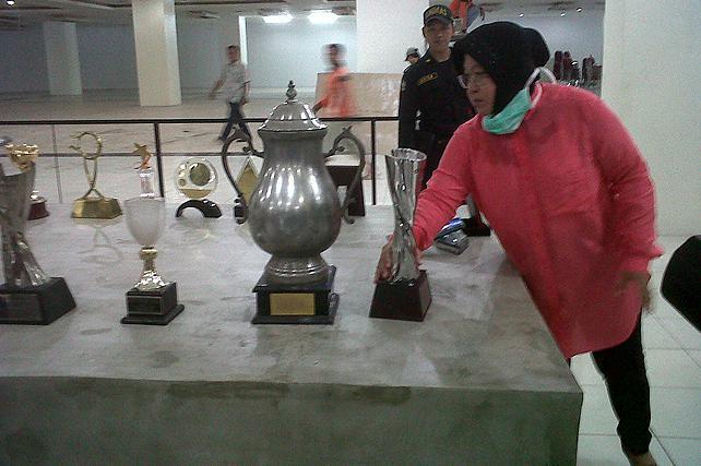 Suarasurabaya Net Mobile Tri Rismaharini Wali Kota Surabaya Gedung Siola