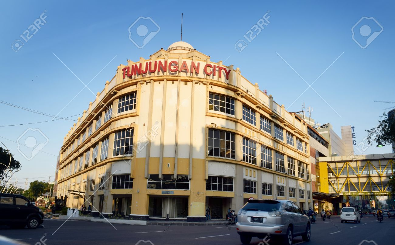 Surabaya Culture Stock Photos Royalty Free Images Museum Siola Building