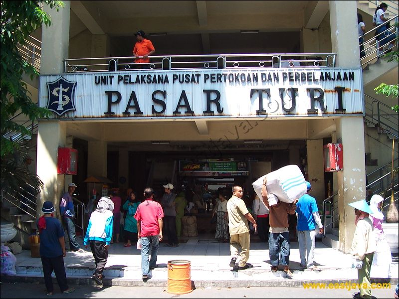 Galeri Foto Pasar Turi Surabaya Pusat Grosir Perdagangan Kota Preview