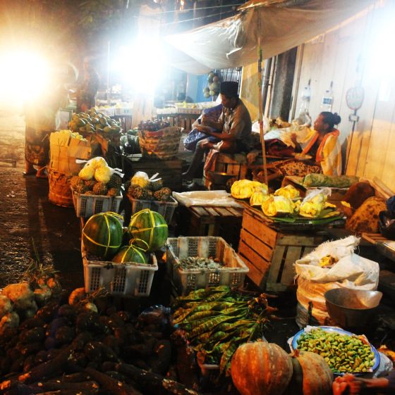 Surabaya Pasar Tradisional Kian Tertinggal Halaman 5 Keputran Induk Sayur