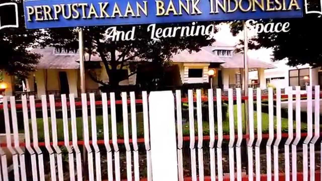 Video Teaser Perpustakaan Bank Indonesia Surabaya Youtube Kota
