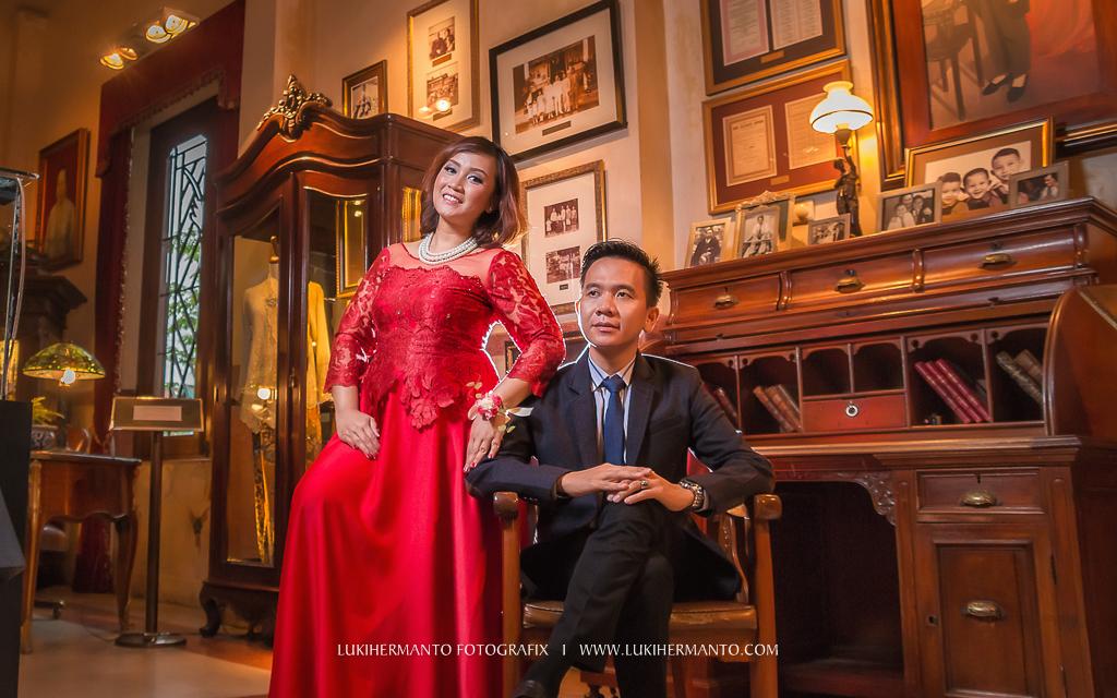 Foto Prewedding House Sampoerna Lukihermanto Fotografix Glamor Elegant Terbaik Hos