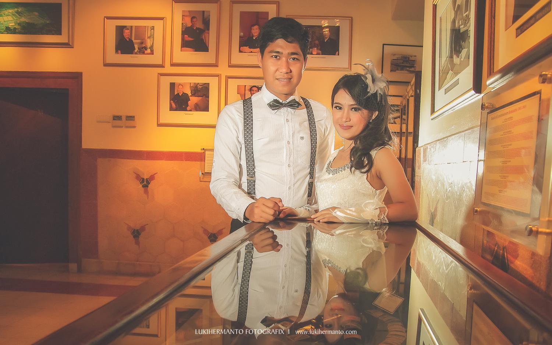 Foto Prewedding House Sampoerna Lukihermanto Fotografix Terbaik Prewed Musium Os