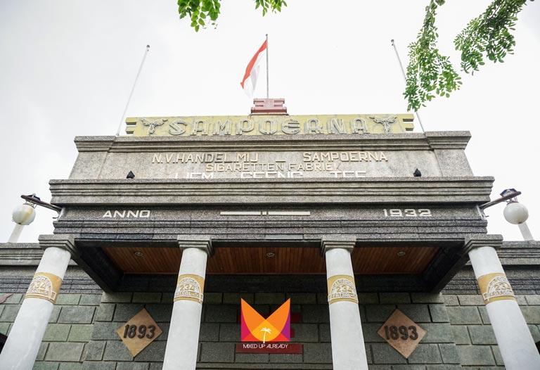 History House Sampoerna Pictures Rumah Kota Surabaya