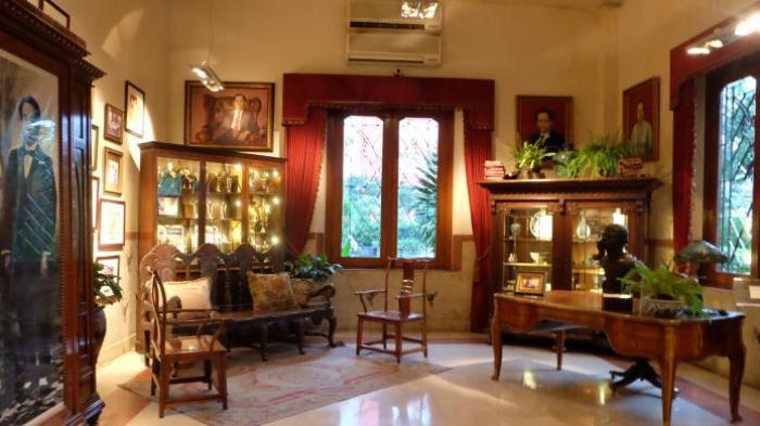 House Sampoerna Berusia 1 Abad Museum Dibuka Pengunjung 18 Rumah
