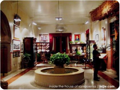 House Sampoerna Historical Legacy Rumah Kota Surabaya