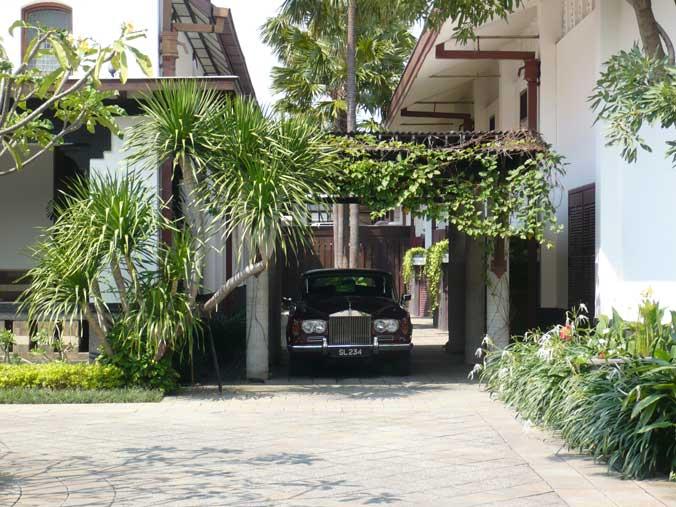House Sampoerna Soerabaja Ramah Detail Menjelaskan Tentang Sejarah Kota Surabaya