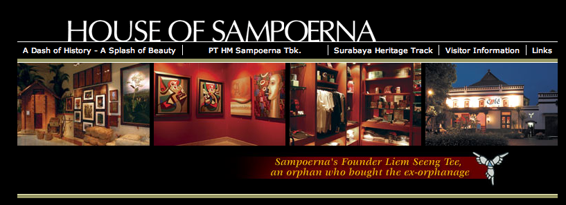 House Sampoerna Wisata Sejarah Surabaya Indri Hapsari Screen Shot 2014