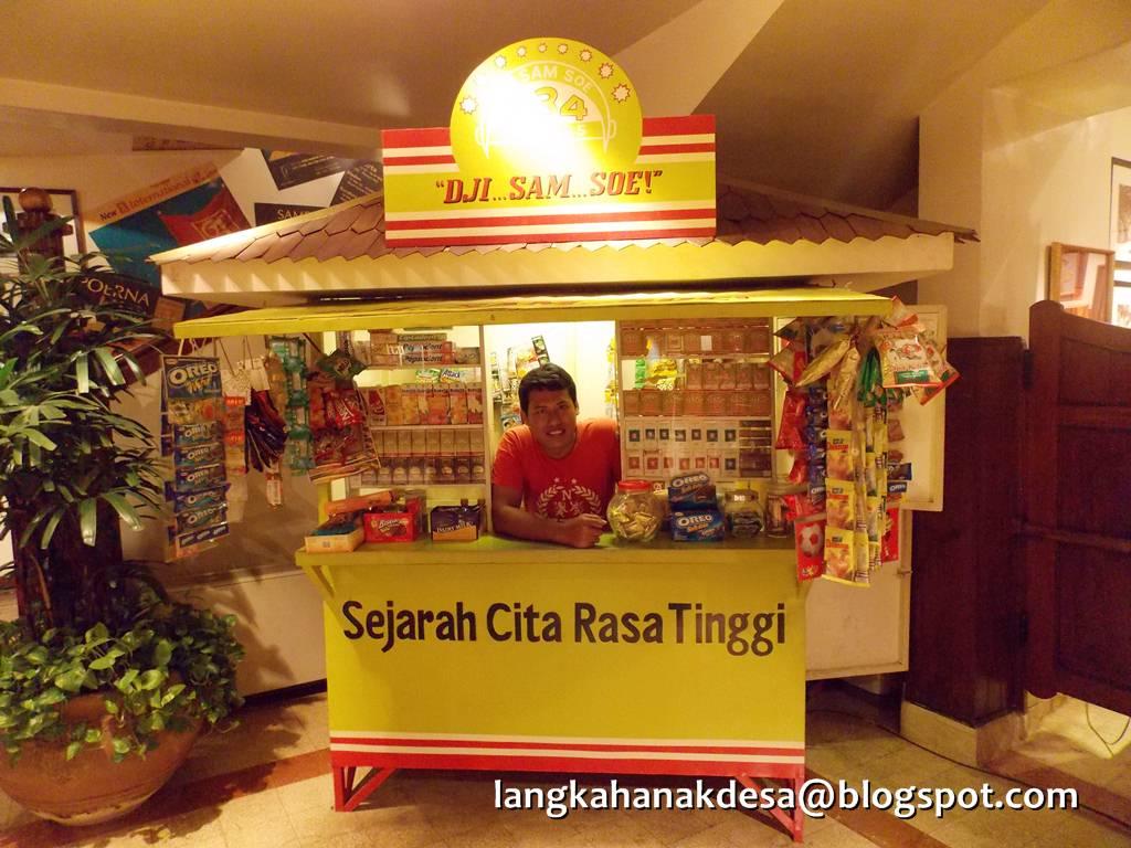 Langkah Anak Desa Museum House Sampoerna Surabaya Rumah Kota