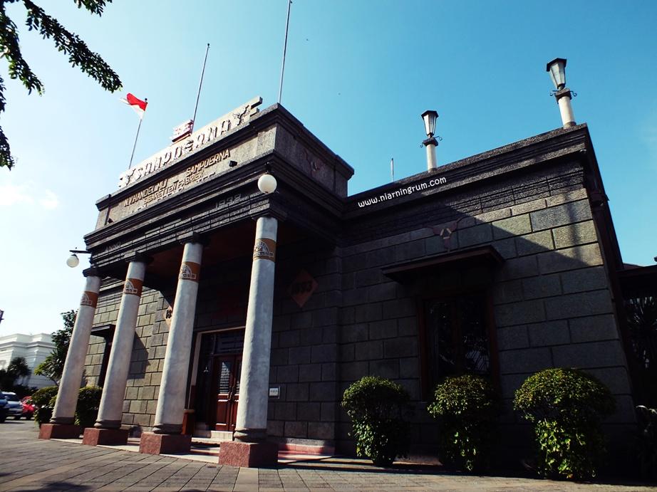 Museum House Sampoerna Niar Ningrum Megah Toh Gedung Rumah Kota