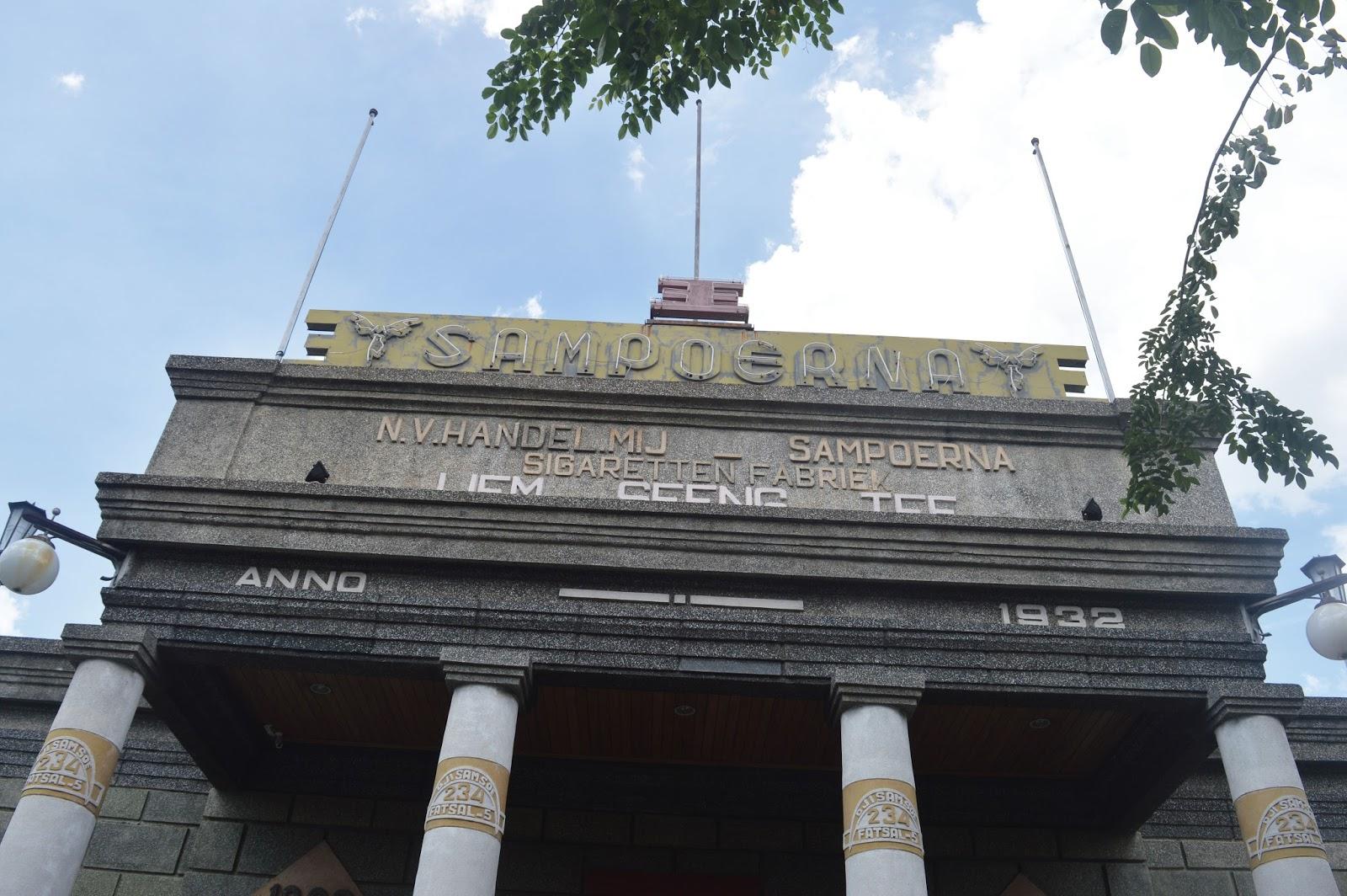 Museum House Sampoerna Surabaya Perjalanan Delapan Rumah Kota