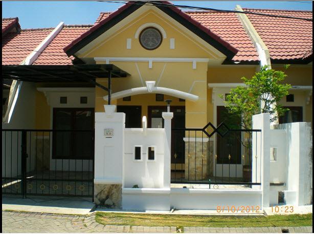 Rumah Disewakan Graha Sampurna Indah Wiyung Surabaya Sampoerna Kota