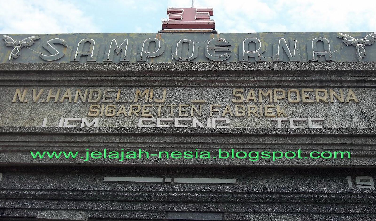 Www Jelajah Nesia Blogspot House Sampoerna Surabaya Rumah Kota
