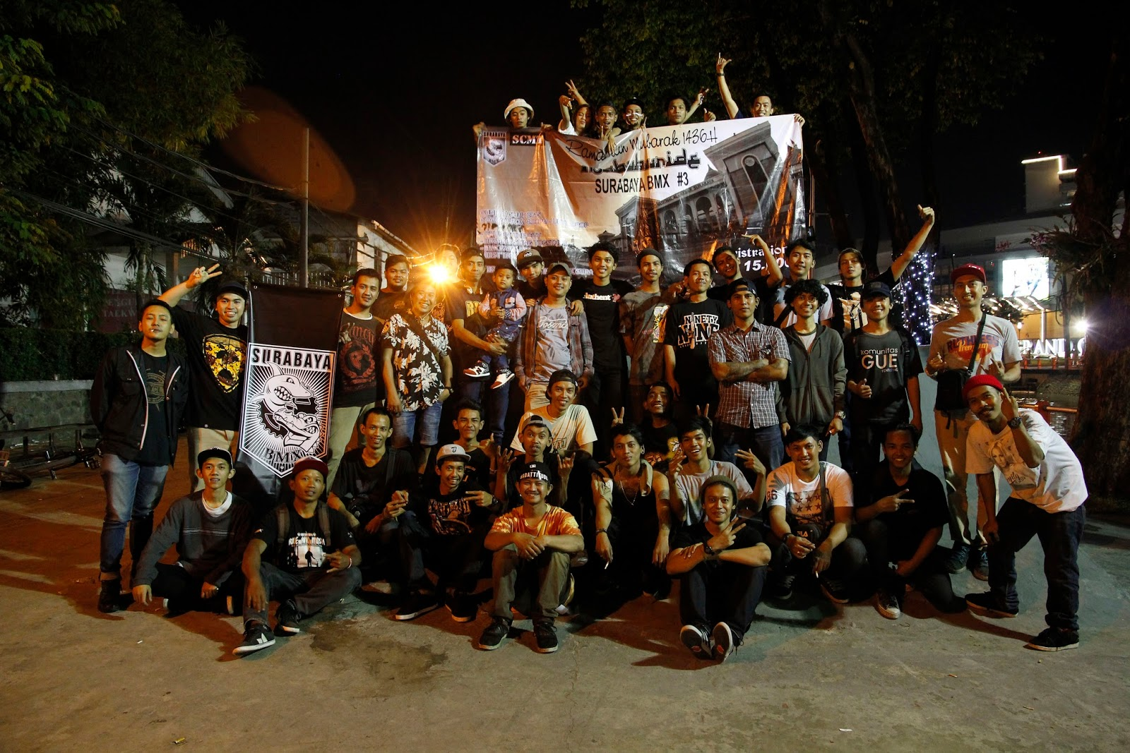 Scmt La Familia Photo Ngabuburide Surabaya Bmx 3 Category Park