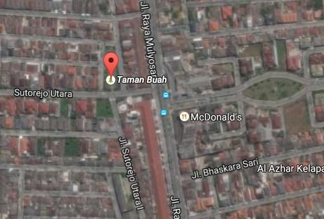 Pesona Keindahan Wisata Taman Buah Undaan Surabaya Daftar Demikianlah Sedikit
