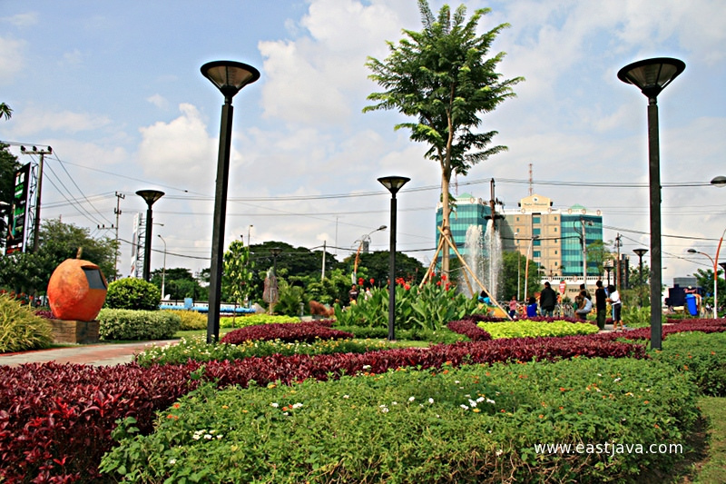 Taman Buah Undaan Surabaya East Java Road Flickr Eastjava Kota
