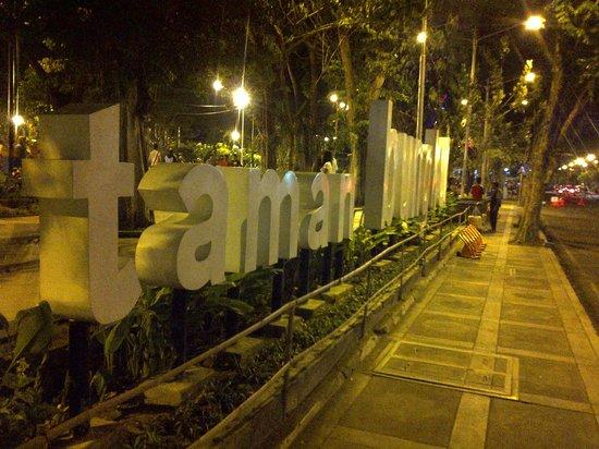 Bungkul Park Surabaya 2018 Photos Tripadvisor Taman Kota