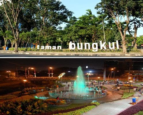 Keunikan Taman Bungkul Surabaya Kota