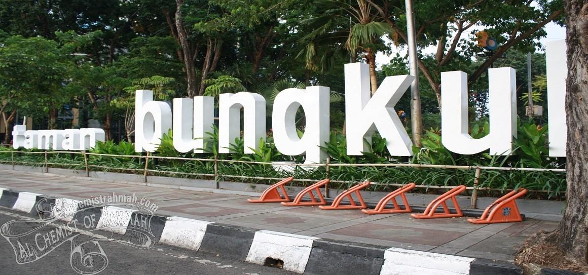 Surabaya Taman Bungkul Kebanggaan Diakui Kota