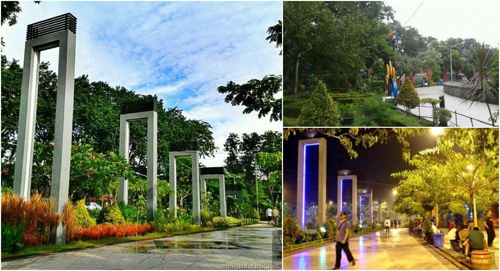 Taman Bungkul Jalan Raya Darmo Surabaya Aneka Info Unik Kota