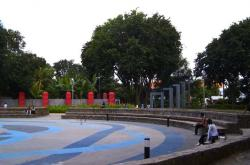 Taman Bungkul Raih Penghargaan Pbb Surya Kota Surabaya