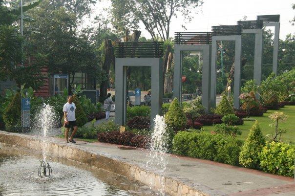 Taman Bungkul Surabaya Kota Kita Dimanfaatkan Beraneka Ragam Acara Kebudayaan