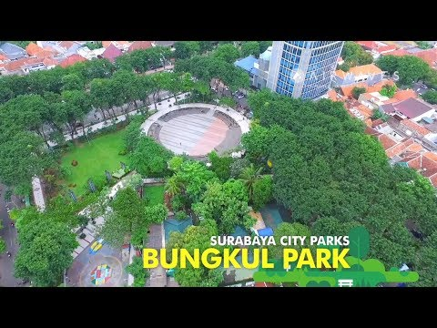 Taman Bungkul Surabaya Video Watch Hd Videos Online Registration Park