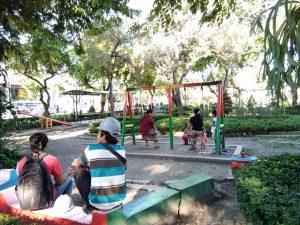 5 Taman Kota Surabaya Cocok Buat Olah Raga Sehat Persahabatan