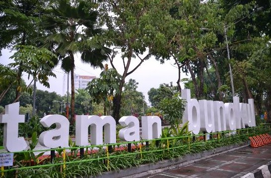 9 Taman Menarik Surabaya Wisata Wajib Kamu Kunjungi Bungkul Dr