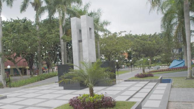 Bangun Taman Kota Pemkot Anggarkan Rp 5 Viva Dr Soetomo