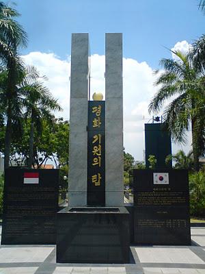 Ea Dream World Taman Persahabatan Indonesia Kor Terletak Jalan Soetomo