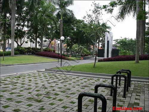 Indonesia South Korea Friendship Park Surabaya Shows Long Term Cooperation