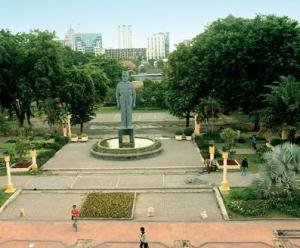 Taman Apsari Fasilitas Umum Surabaya Dr Soetomo Persahabatan Kota