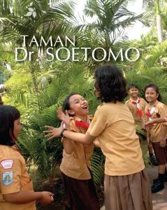 Taman Dr Soetomo Fasilitas Umum Surabaya Jalur Darmo Maupun Dipenogoro
