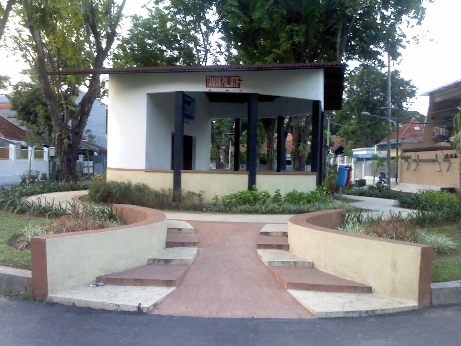 Taman Kota Surabaya Pesona Paliatif Dr Soetomo Persahabatan