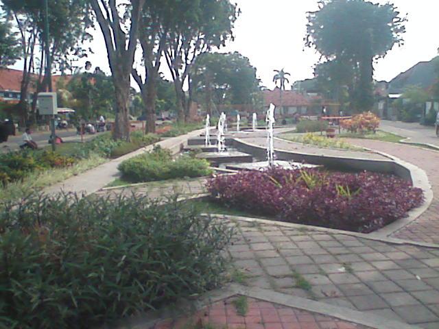 Taman Kota Surabaya Pesona Teratai Dr Soetomo Persahabatan