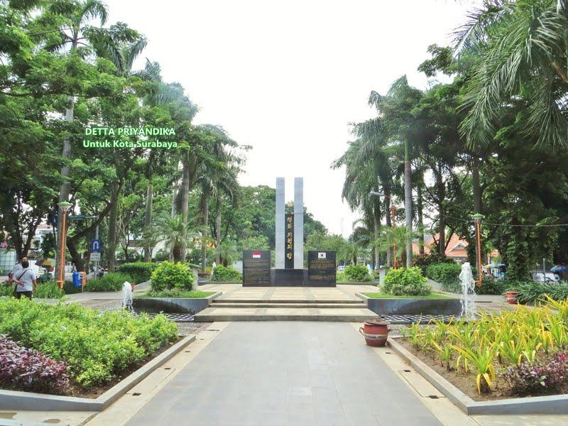 Taman Persahabatan Mapio Net Indonesia Korea Selatan Dr Soetomo Kota