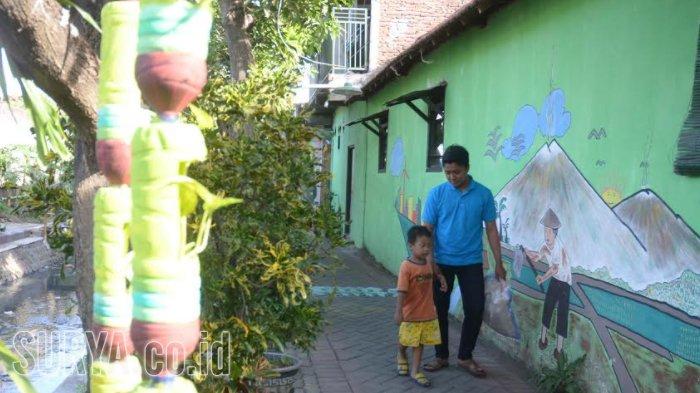 Kampung Berinovasi Taman Gantung Rt 7 Rw 3 Kutisari Bikin
