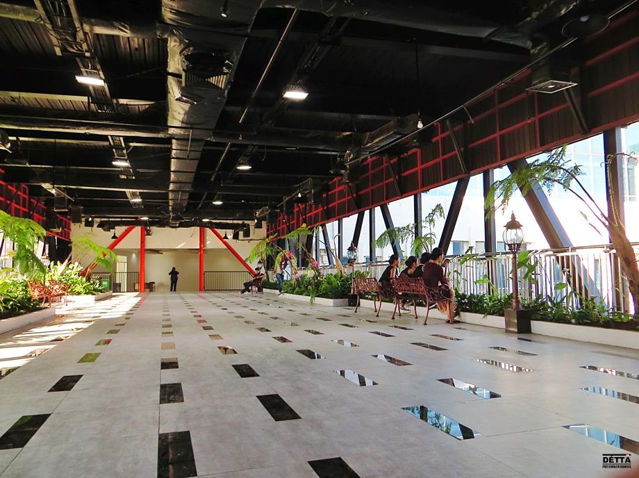 Surabaya District Redevelopment Town Page 10 Taman Gantung Tunjungan Detta