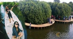 Taman Gantung Surabaya Wisata Jalan Tunjungan Kabar Makin Lengkap Kebun