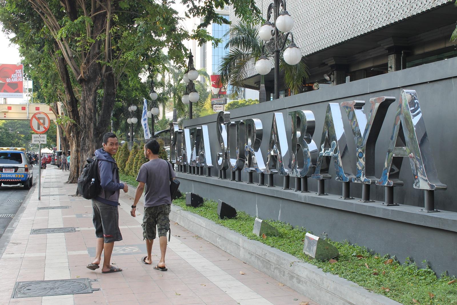 Wisata Tidak Mahal Taman Prestasi Skate Bmx Surabaya Tuh Dua