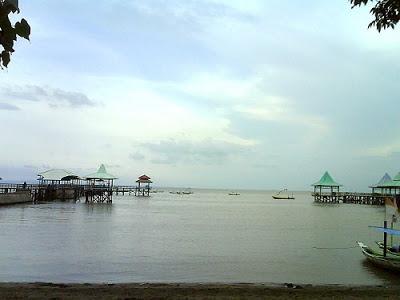 10 Gambar Pantai Kenjeran Surabaya Harga Tiket Masuk Ria Angker