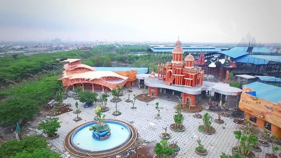 50 Tempat Wisata Surabaya Hits Reservasi Travel Blog Taman Kenjeran